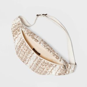 wild fable Bags - Cream Snake Fanny Pack - Wild Fable